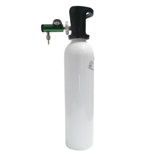 Φιάλη Οξυγόνου Χάλυβα 10Lt