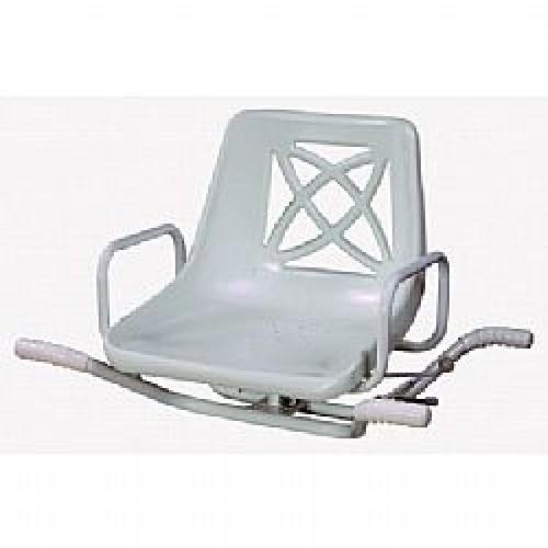 Περιστρεφόμενη καρέκλα μπάνιου